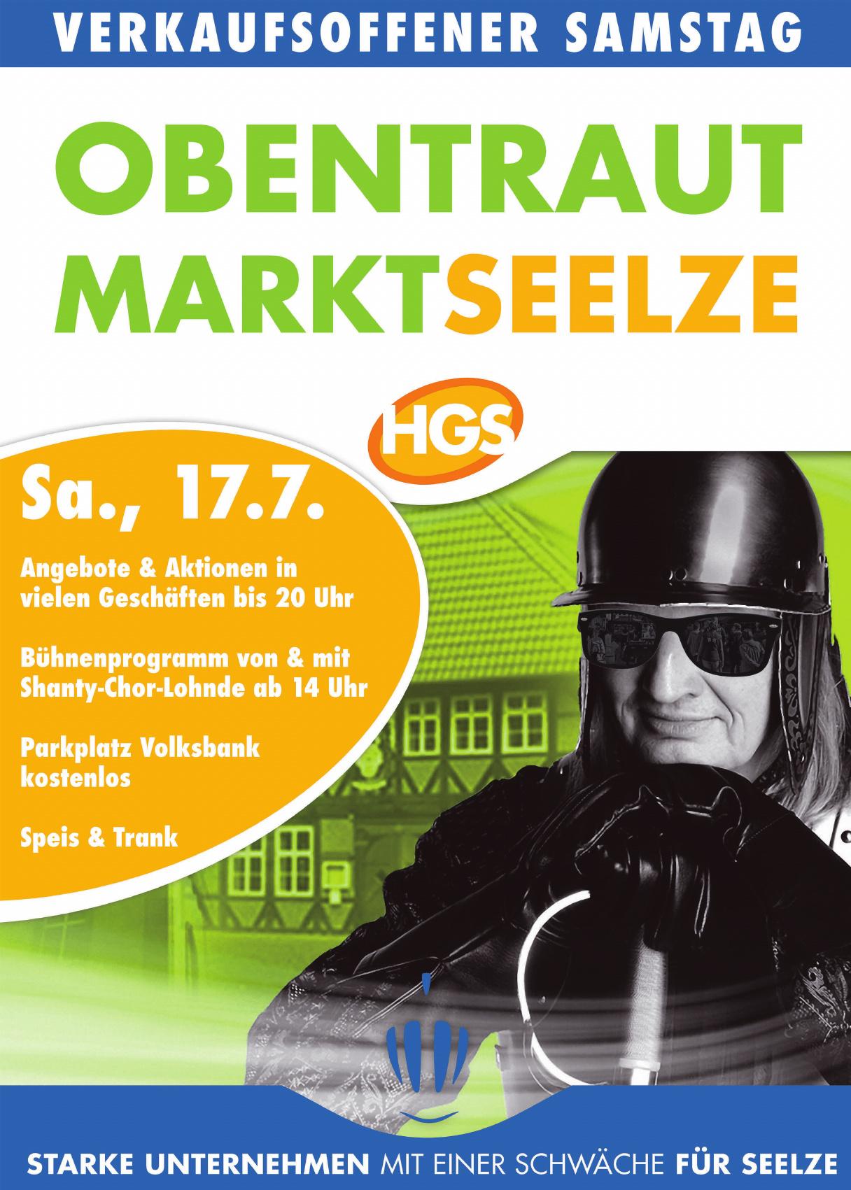 Obentrautmarkt Seelze