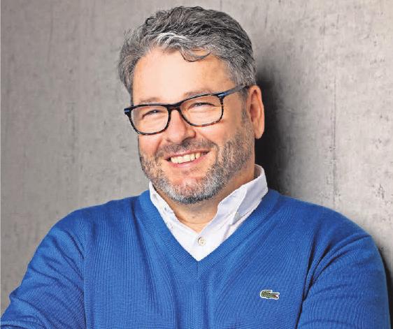 Seit einem Vierteljahrhundert erfolgreich im Geschäft: Ingo Hofmann ist ein Experte auf seinem Gebiet.