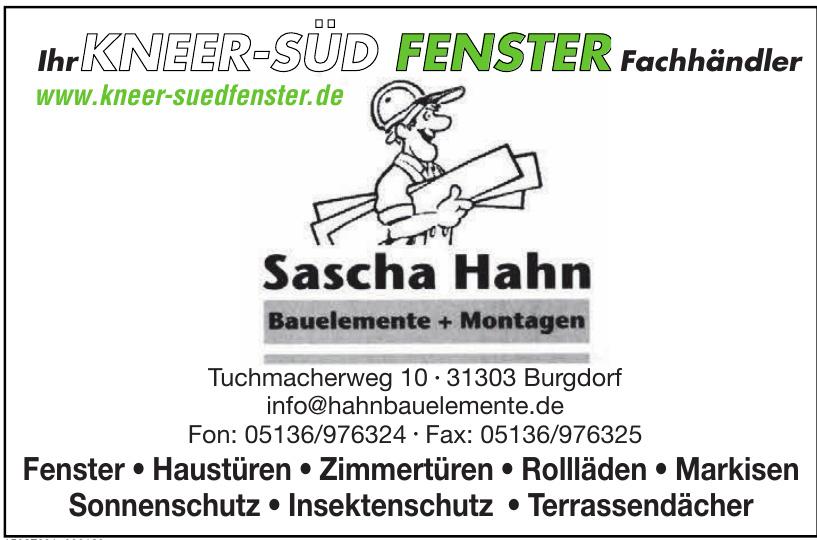 Kneer-Süd Fenster Sascha Hahn