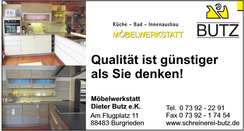 Möbelwerkstatt Dieter Butz e.K.