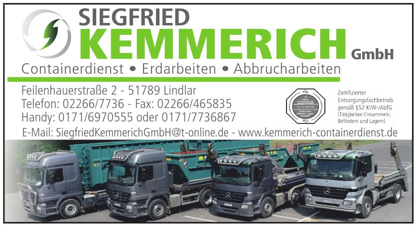 Siegfried Kemmerich GmbH