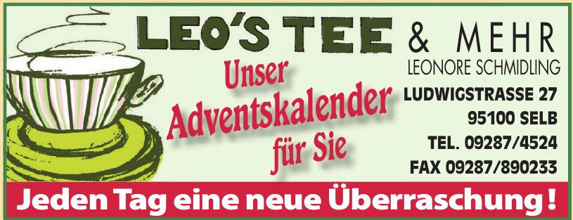 Leo´s Tee & mehr Leonore Schmidling
