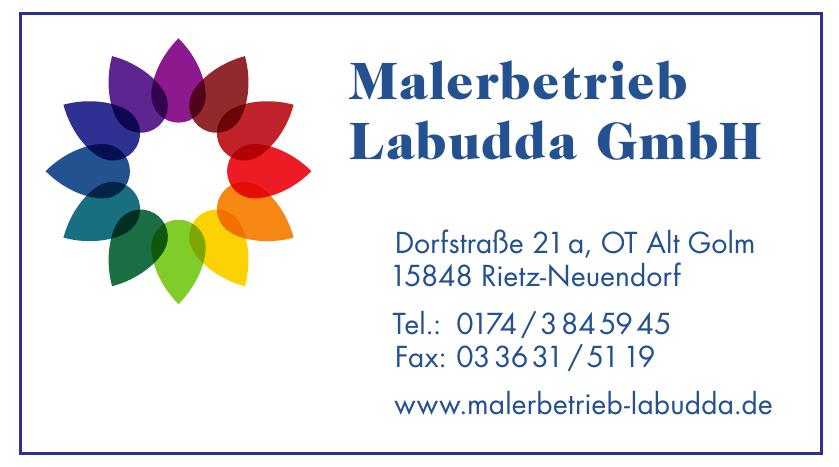 Malerbetrieb Labudda GmbH