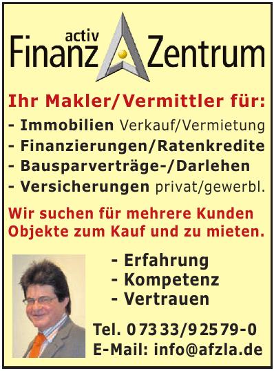 activ FinanzZentrum