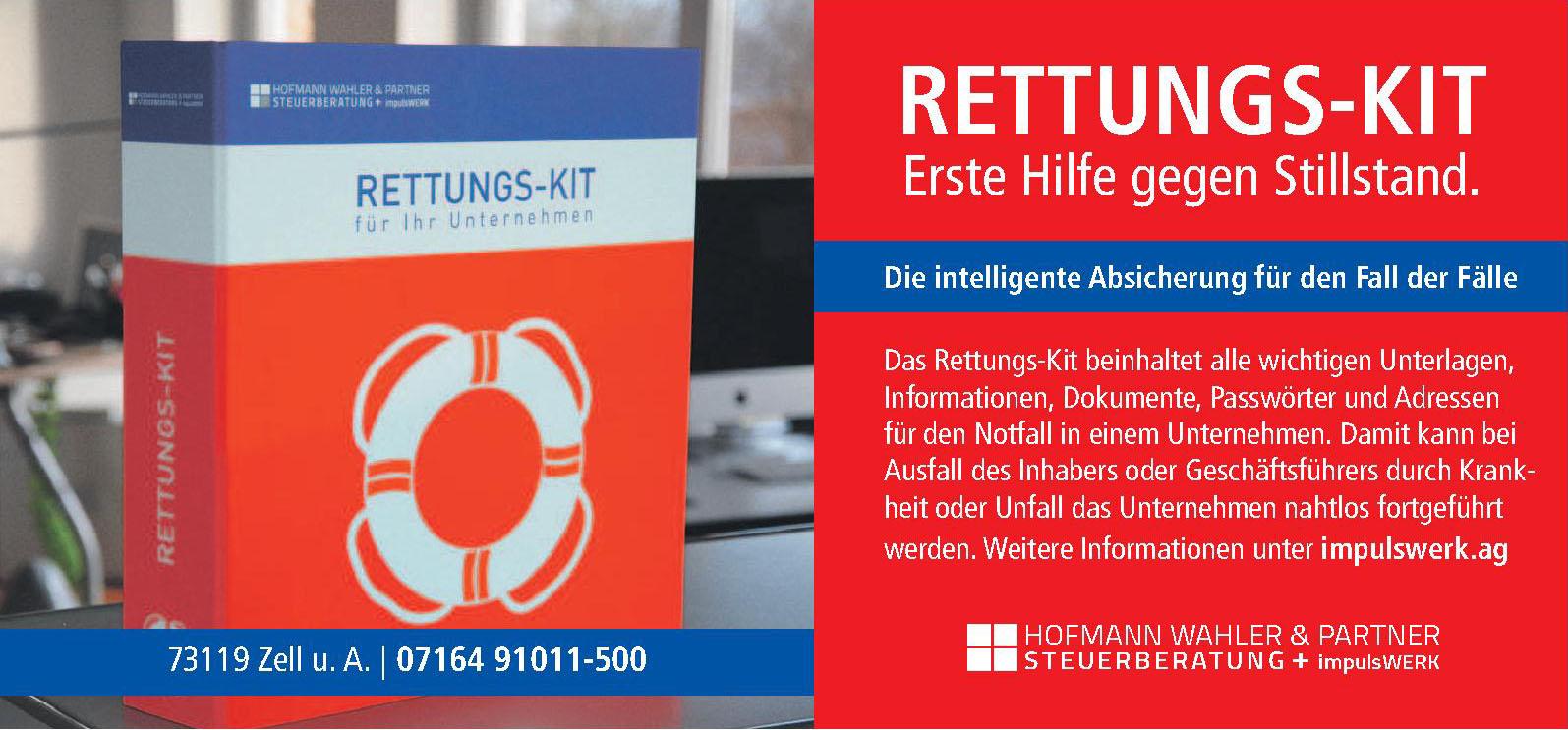 Hofmann Wahler & Partner Steuerberatung