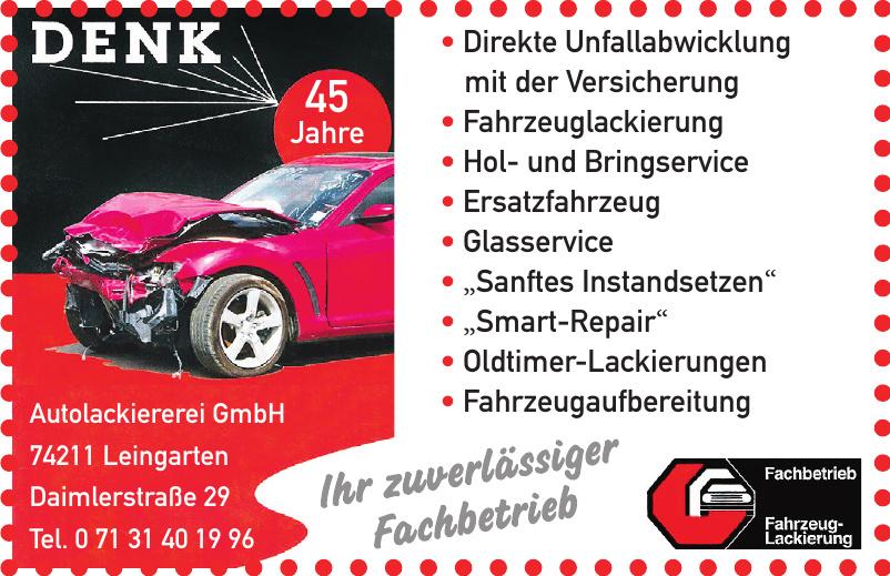 Autolackiererei GmbH