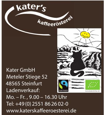 Kater's Kaffeerösterei