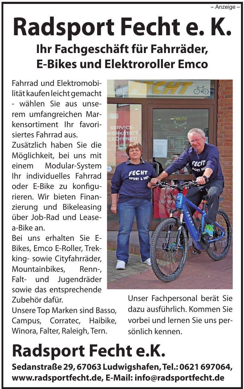 Radsport Fecht e.K.