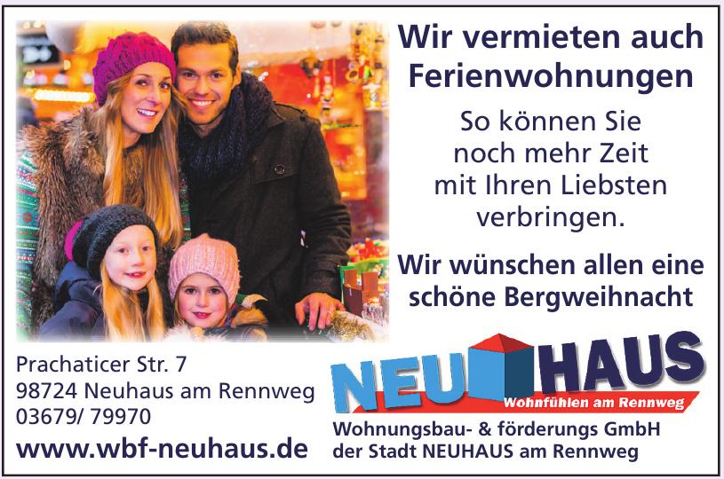 Neuhaus Wohnungsbau- & förderungs GmbH