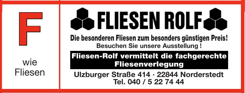 Fliesen Rolf