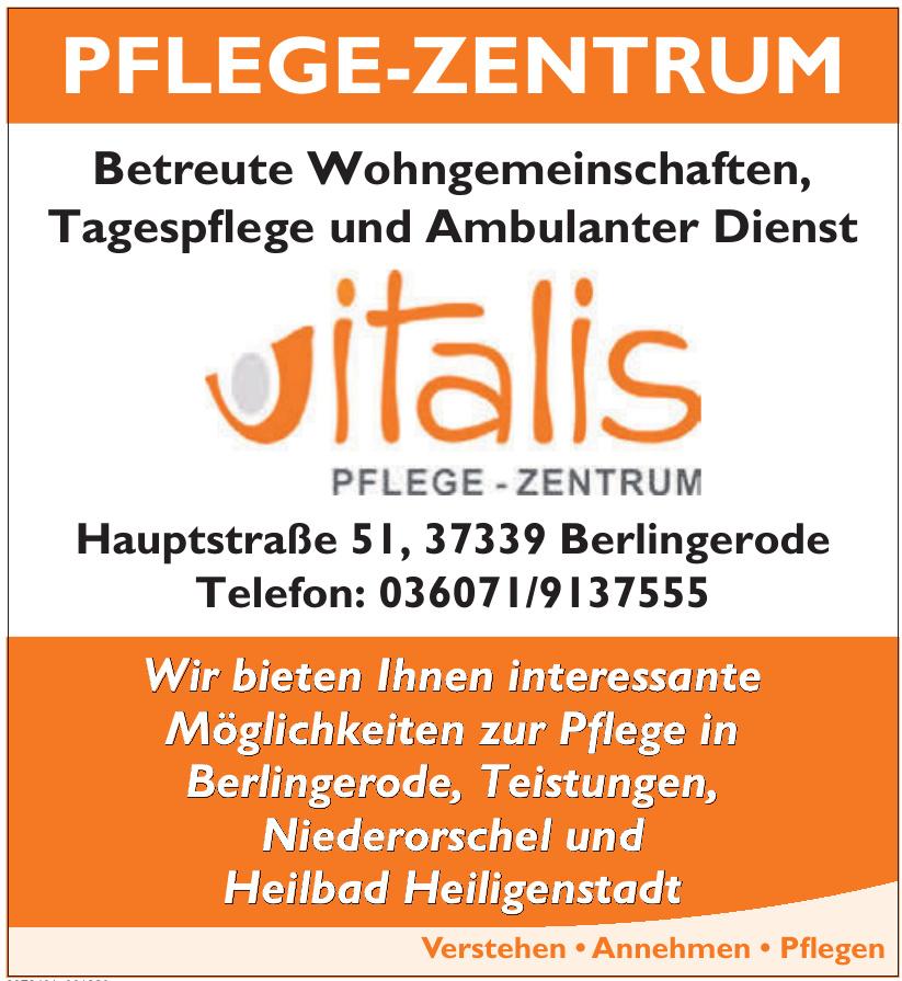 Vitalis Pflege-Zentrum