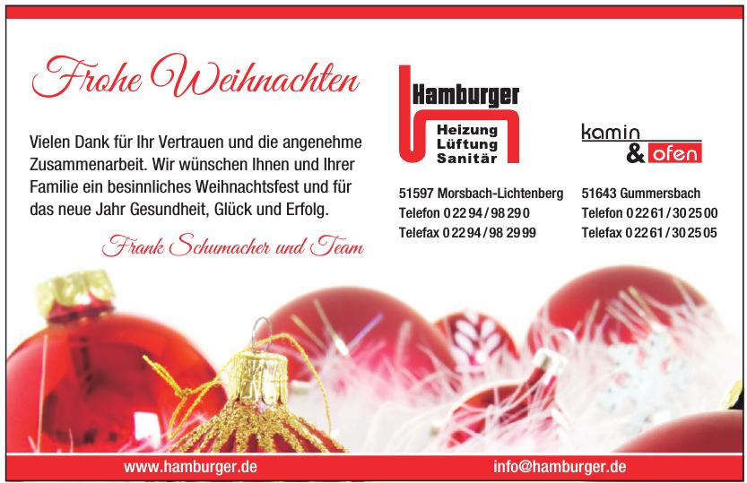 Walter Hamburger GmbH