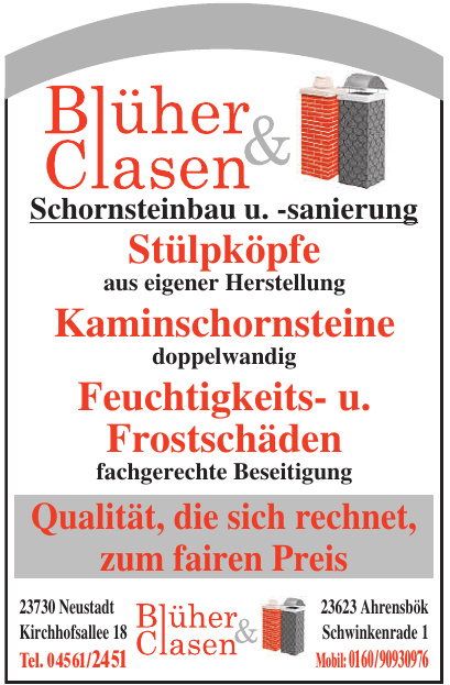 Blüher & Clasen