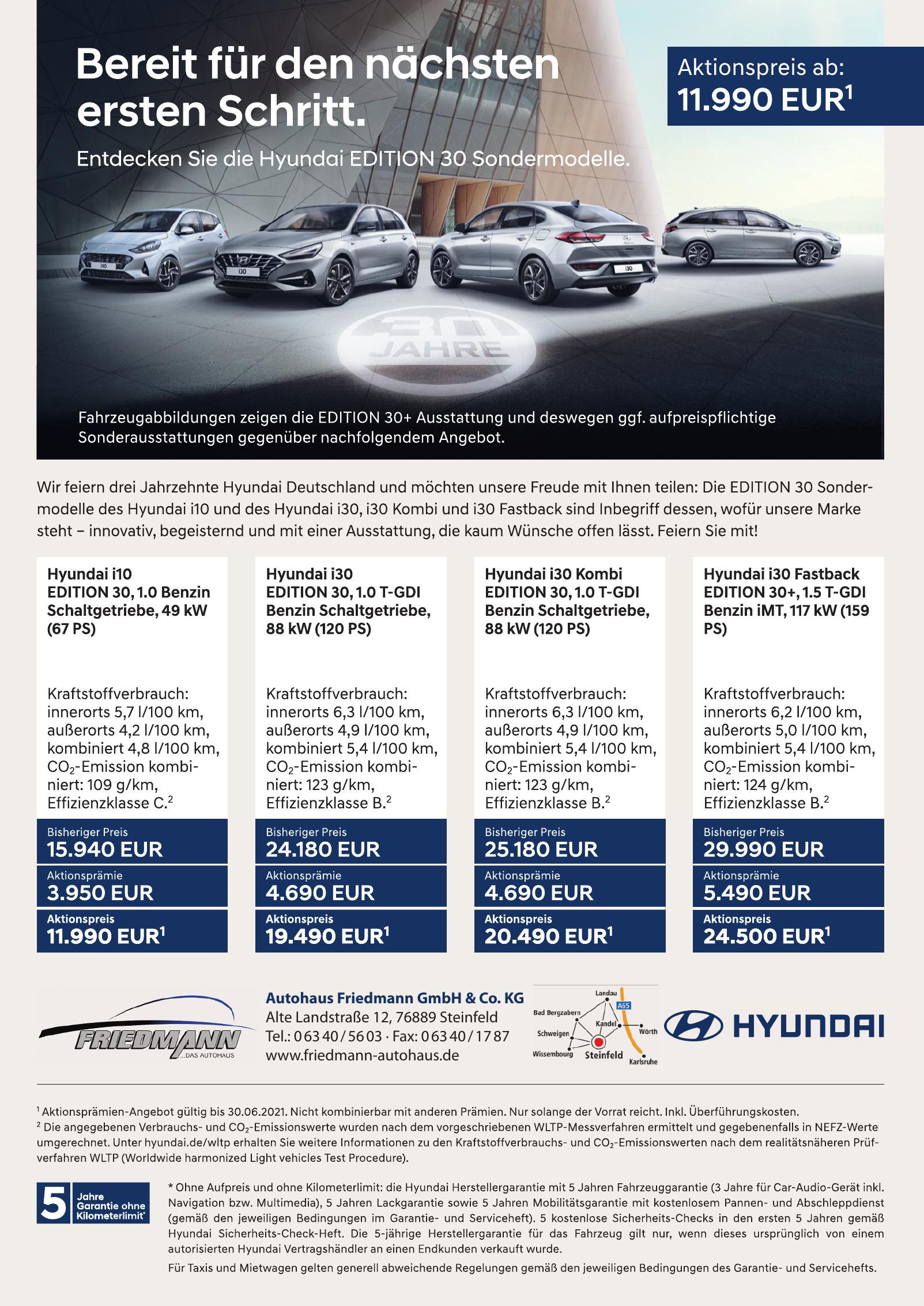 Autohaus Friedmann GmbH & Co. KG