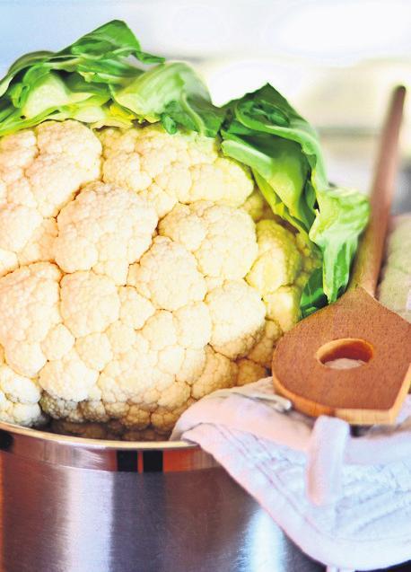 Gemüse trägt zu einer ausgewogenen Ernährung bei.