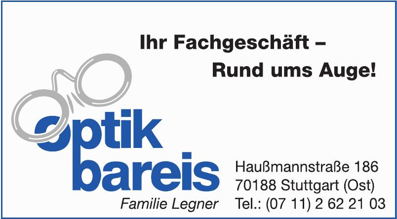 Optik Bareis Familie Legner