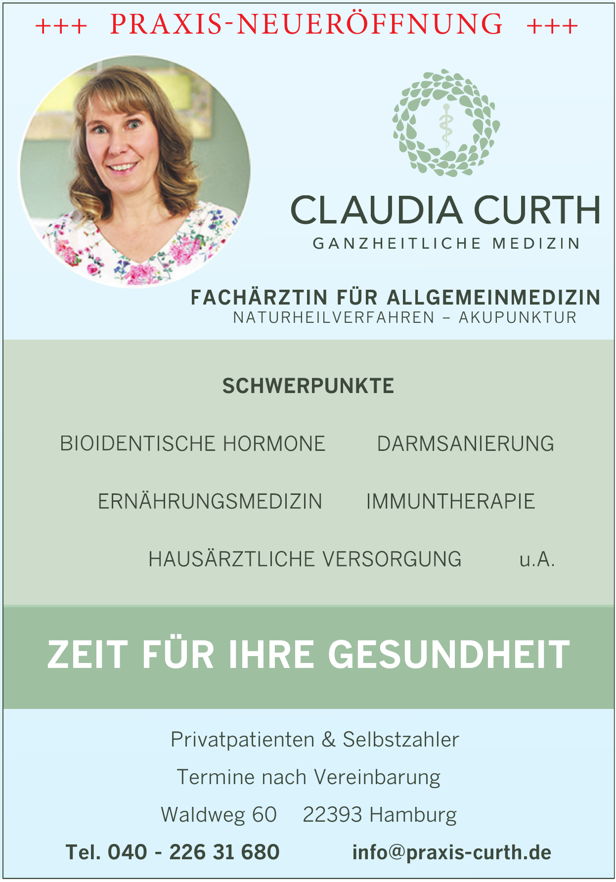 Claudia Curth