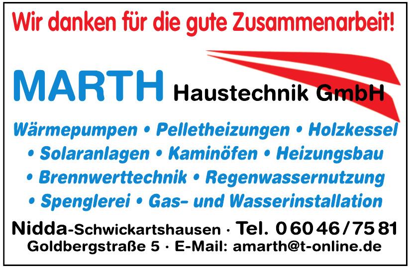 Marth Haustechnik GmbH
