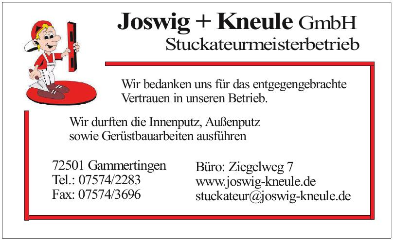 Joswig + Kneule GmbH
