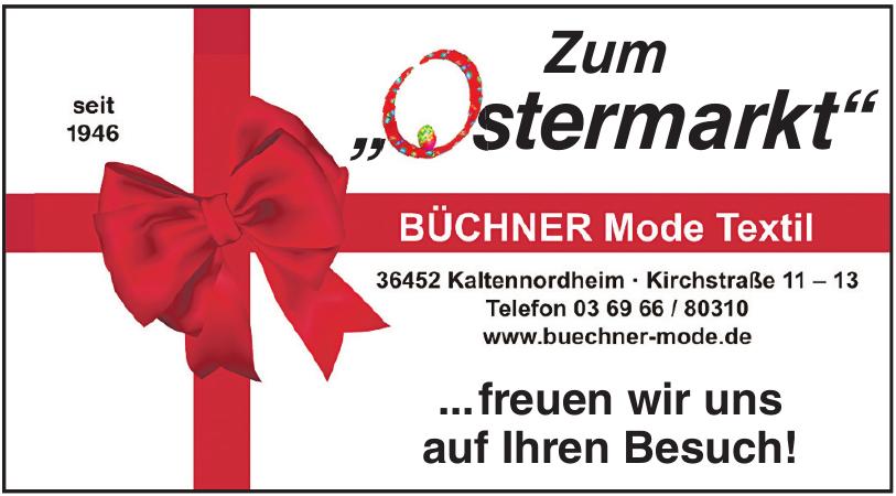 Büchner Mode Textil