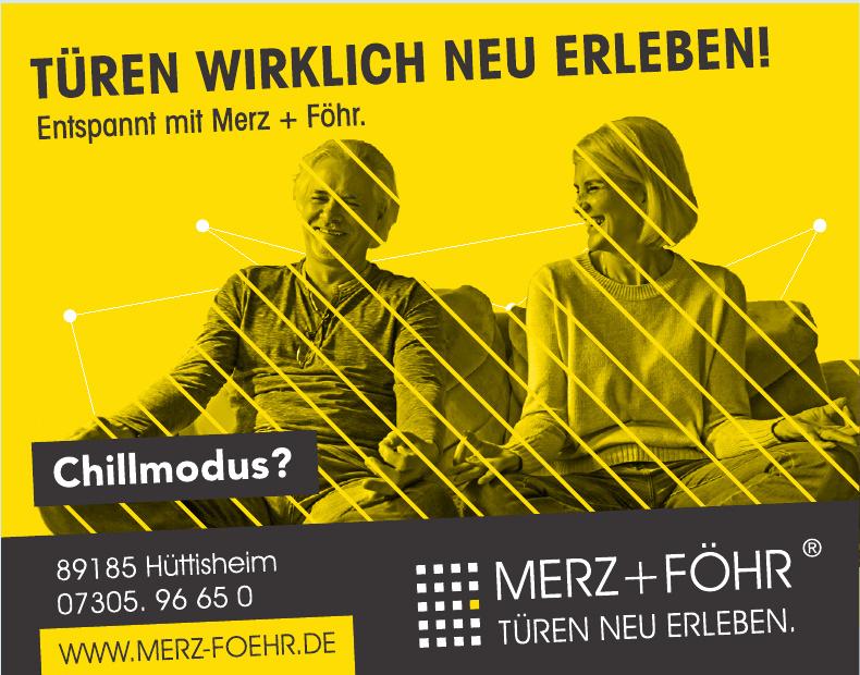 Merz + Föhr