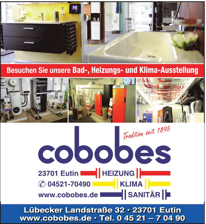 Otto Cobobes GmbH Heizung - Klima - Sanitär