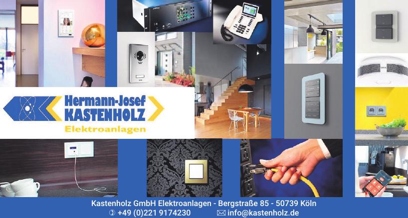 Hermann Josef Kastenholz GmbH Elektroanlagen