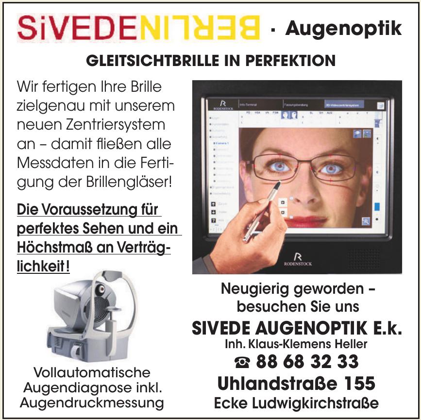 Sivede Berlin - Augenoptik