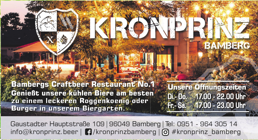 Kronprinz Bamberg