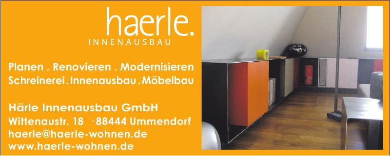 Härle Innenausbau GmbH