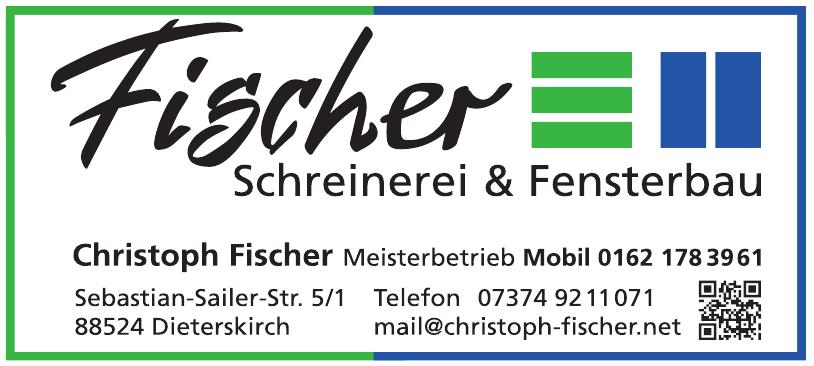 Schreinerei & Fensterbau Fischer