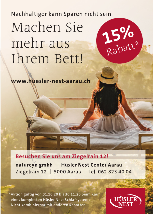 Hüsler Nest Center Aarau