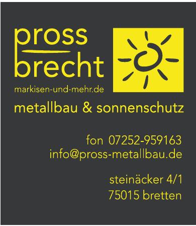 Pross & Brecht