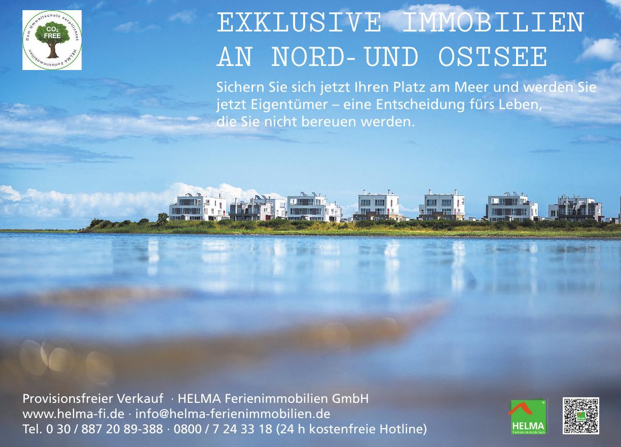 HELMA Ferienimmobilien GmbH