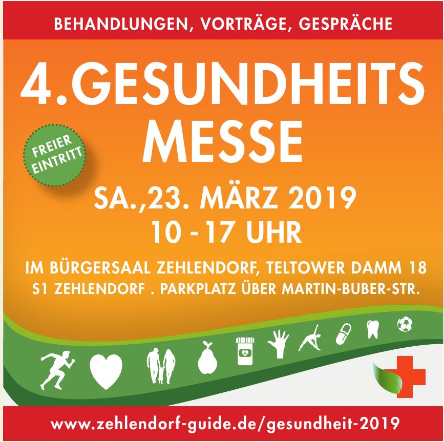 4. Gesundheits Messe