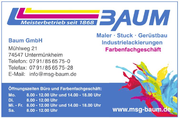 Baum GmbH