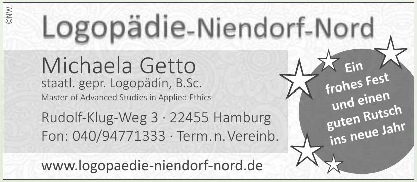 Logopädie Niendorf Nord - Michaela Getto