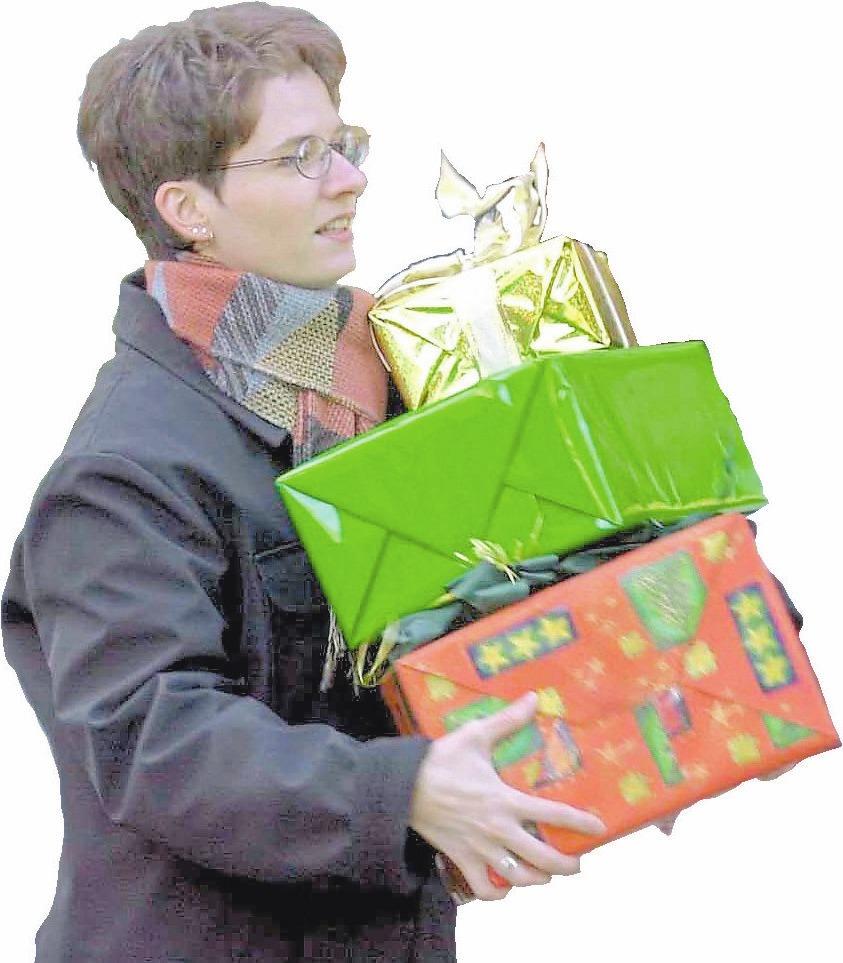 Der verkaufsoffene Sonntag ist der ideale Termin, um die Geschenke für Weihnachten zu besorgen. Foto: dpa