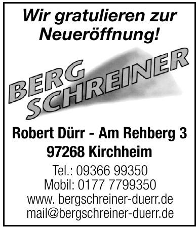 Berg Schreiner