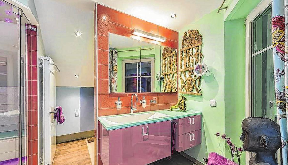 Das Bad ist ein wichtiger Lebensraum in den eigenen vier Wänden. Eine Modernisierung sollte daher gründlich geplant werden.Foto: djd/www.die-badgestalter.de