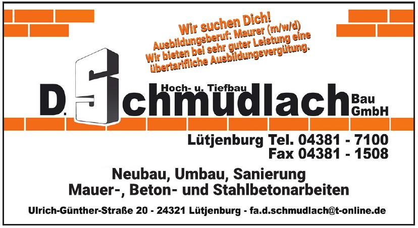 D. Schmudlach Bau GmbH