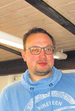 Matthias Frank, Inhaber und Geschäftsfüher. Foto: Auto-Frank