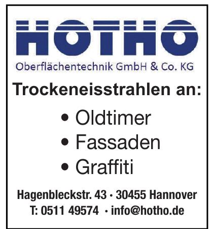 Hotho Oberflächentechnik Gmbh & Co. KG