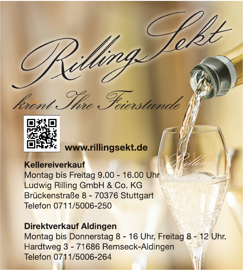 Kellereiverkauf Ludwig Rilling GmbH & Co. KG