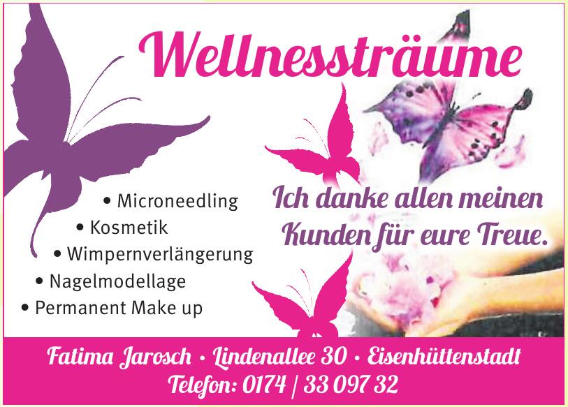 Wellnessträume Fatima Jarosh