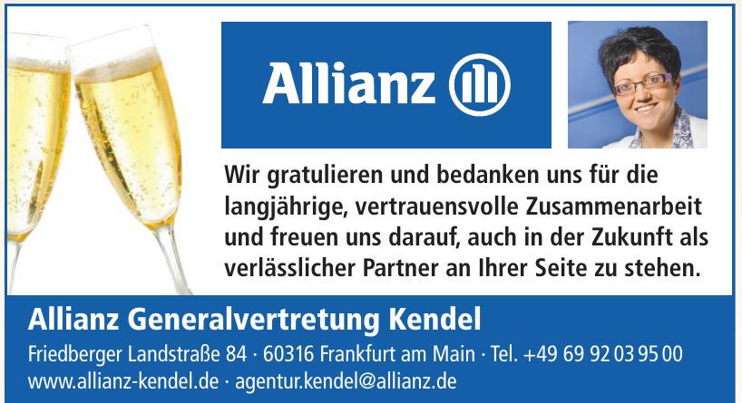 Allianz Generalvertretung Kendel