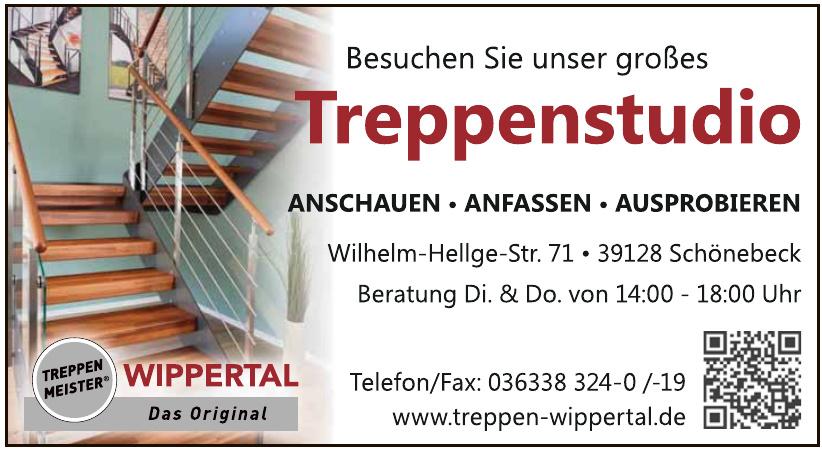 Treppenmeister Wippertal Schönebeck