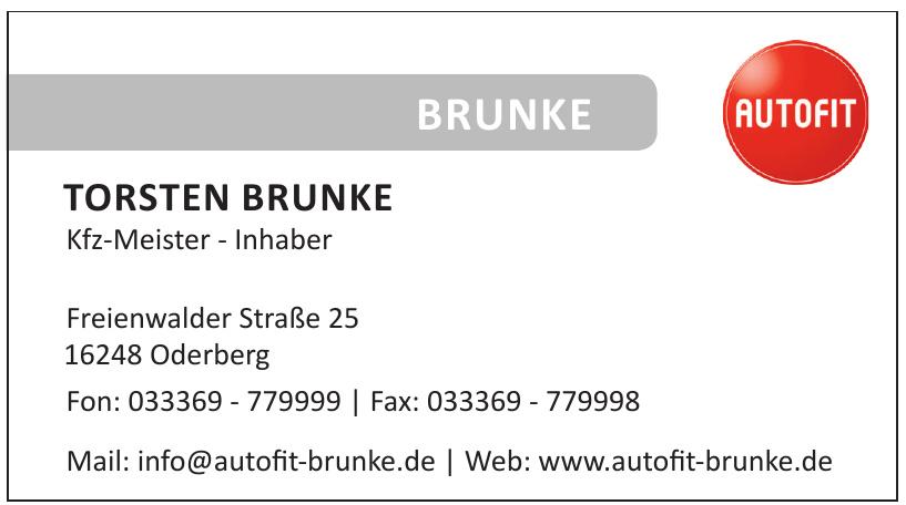 Brunke Autofit