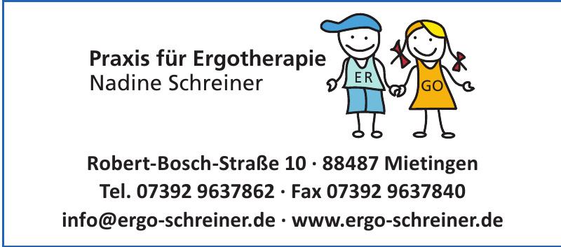 Praxis für Ergotherapie Nadine Schreiner
