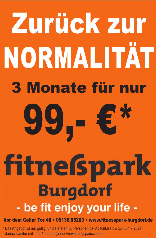 Fitnesspark Burgdorf